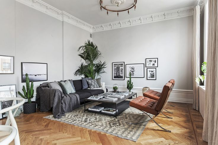 Fantastic interior apartment with a view in Stockholm, Sweden - Roomly.se