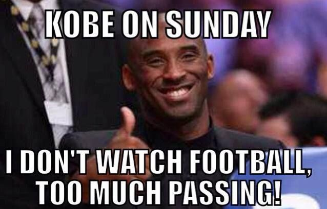 LMAO too much passing - http://weheartnyknicks.com/nba-funny-meme/lmao-too-much-passing