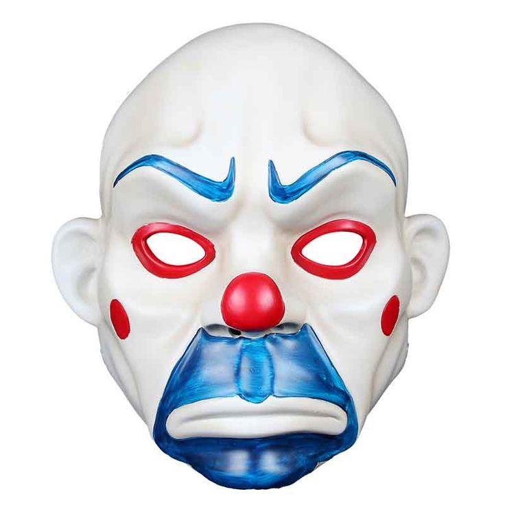 Batman The Dark Knight The Joker Clown Deluxe Mask  //Price: $62.89 & FREE Shipping //     #halloween #mask #masks #halloweenmask #scarymask #superheromask