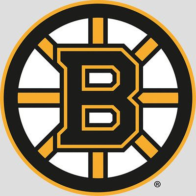 Boston Bruins Logo/Fathead NHL Logo Wall Graphic