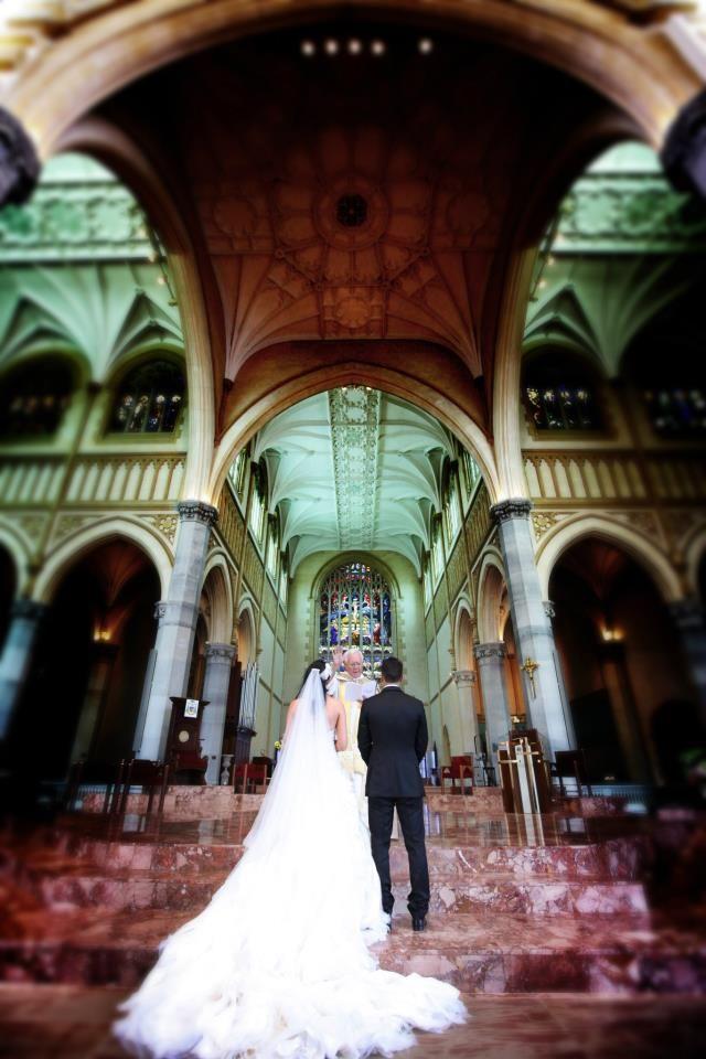 C A T H E D R A L P R I N C E S S  Laura & Anthony's Wedding  #stephaudino #SABride