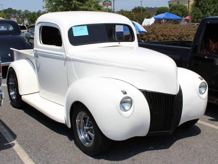 57 best 40 fords images on Pinterest | Vintage cars, Antique cars ...