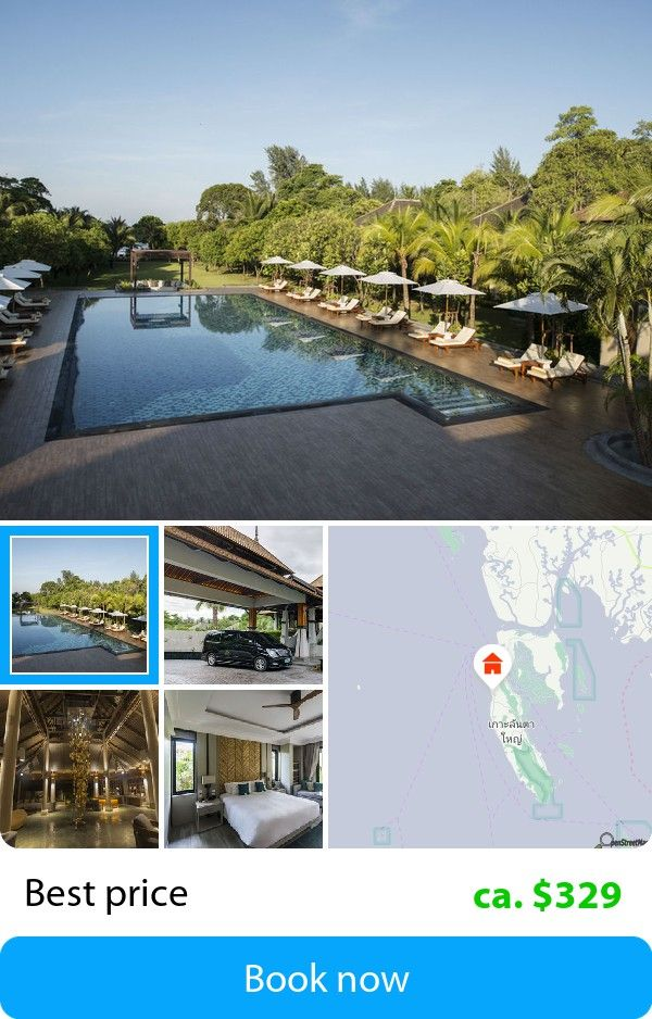 Layana Resort & Spa (Ko Lanta, Thailand) – Book this hotel at the cheapest price on sefibo.