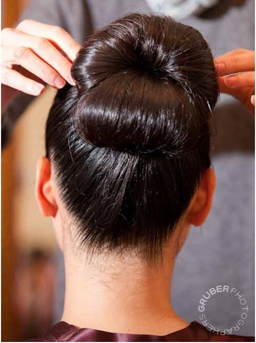 14 Hair Bun Styles That You Can Try This Wedding Season