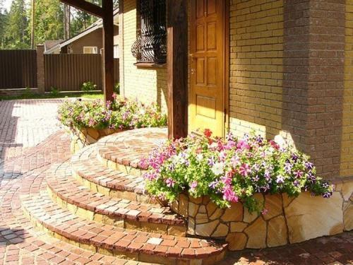Каким должно быть крыльцо загородного дома? | Всё об интерьере для дома и квартиры