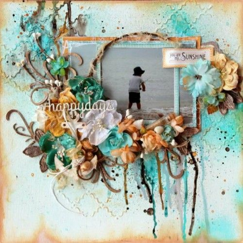 Graphic 45 'Time to Celebrate' – by Tina Ollett | The Scrapbook Store