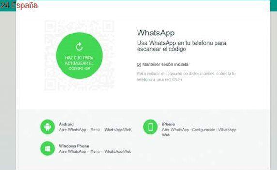 Espiar Whatsapp: cuidado, resulta fácil a través de la versión web