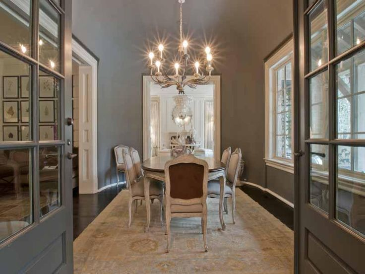 TRISHA TROUTZ: Atlanta Interiors - Dining Rooms