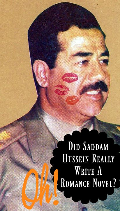 About Saddam Hussein's Best-Selling Romance Novel. Oh, My! That's Interesting | Random Fun Facts