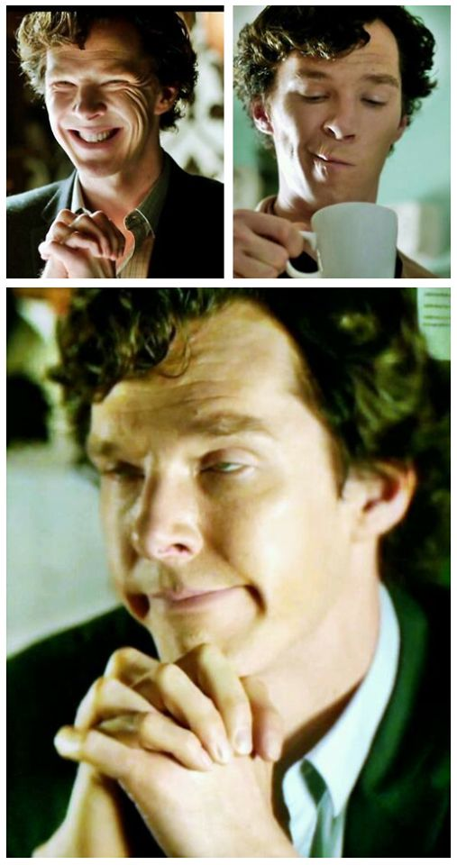 Twas a great season for humorous Sherlock faces. | Benedict has the best derp faces. Ever.