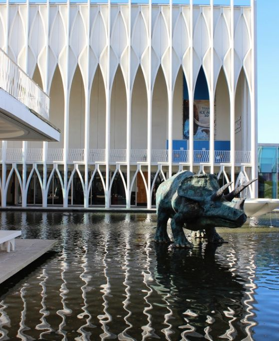Pacific Science Center Seattle - Architect, Minoru Yamasaki