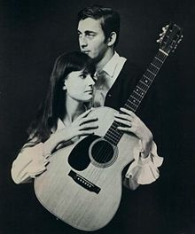 """Ian  Sylvia -  Ian Tyson was born in Victoria, BC, Sylvia Tyson was born in Chatham, Ontario.  This folk and country music duo was best known in the 1960's for """"Four Strong Winds"""" and """"You Were on My Mind.""""  Wikipedia, the free encyclopedia"""