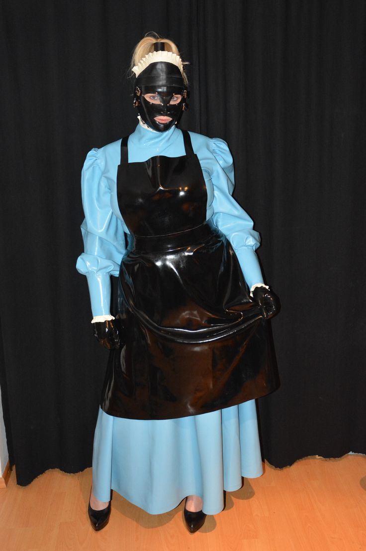 Pin By Rubber Canuck On Latex Maid Latex Wear Latex