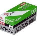 Fujifilm Neopan Acros-100 120 Professional Black & White Negative (Print) Film