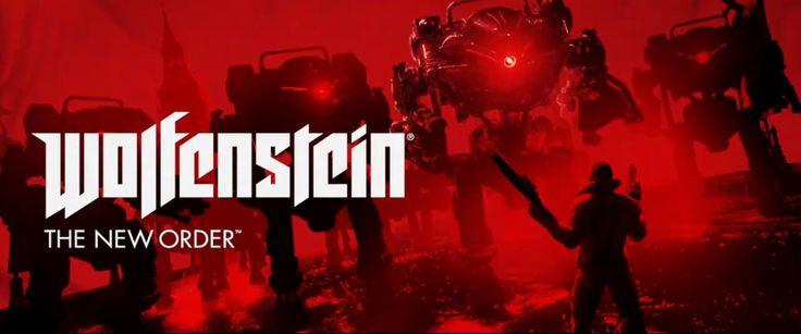 Wolfenstein The New Order. #Wolfenstein #WolfensteinTheNewOrder #Shooter #Games #VideoGames #Bethesda #TheNewOrder #Nazis