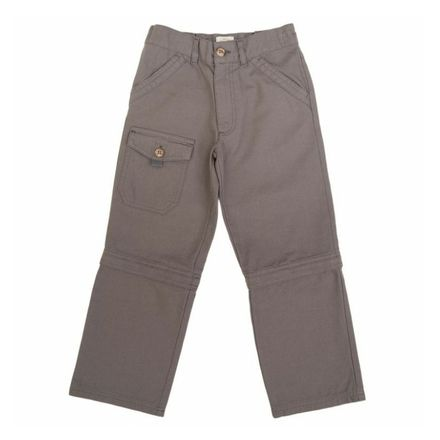 KK Zip-Off Trouser Grey