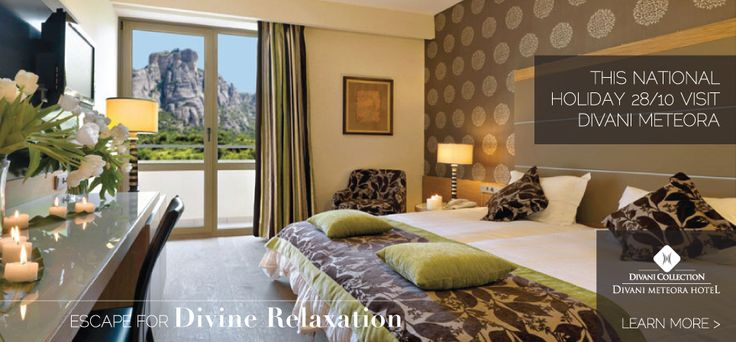 #DivineCelebration http://divanimeteorahotel.com