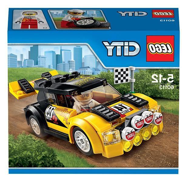 Lego LEGO, City Гоночный автомобиль