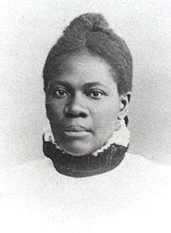 Fisk alum, Dr. Eliza Ann Grier.  Born a slave she became the first African American to practice medicine in Georgia