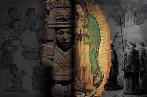 La historia de un ayate para manipular a un pueblo -  La peregrinación anual para ver a la Virgen de Guadalupe, en la Ciudad de México el día 12 de diciembre, reúne entre 6 y 8 millones de personas. Pero… ¿cuál es el origen de la imagen de la Guadalupana venerada en todo el mundo?  De Marcos Cipac de Aquino se sabe que nació el 4 de junio de 1517, en el seno de una familia mexica, que creció educado en el catolicismo y que estaba casado con Lucia Juárez, con quien tuvo tres hijos. Ejercía el…