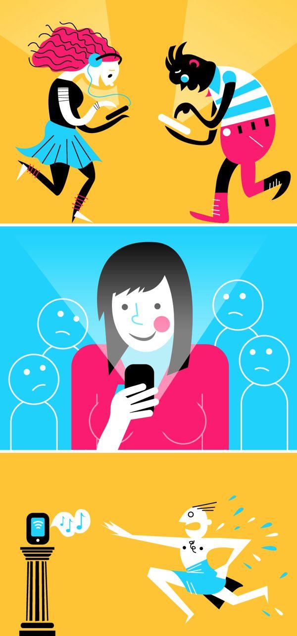 Smartphone addiciton