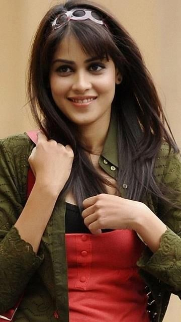 Bollywood Stars genelia dsouza wallpapers indian actress model
