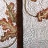 quilting detail: Idea Sproulstudios, Quilitng Idea, Textile Art