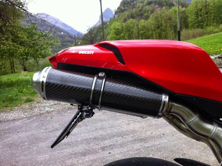 Clemen's Grumi - Ducati 1098   Motor Fuel #ducati #levostremoto #motorfuel