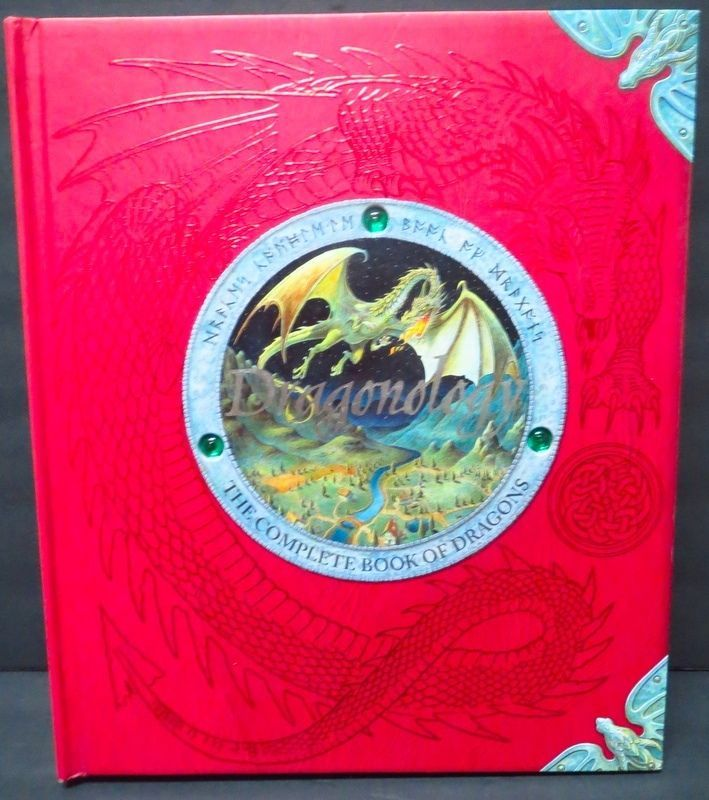 Dragonology Steer Childrens Hardcover Book