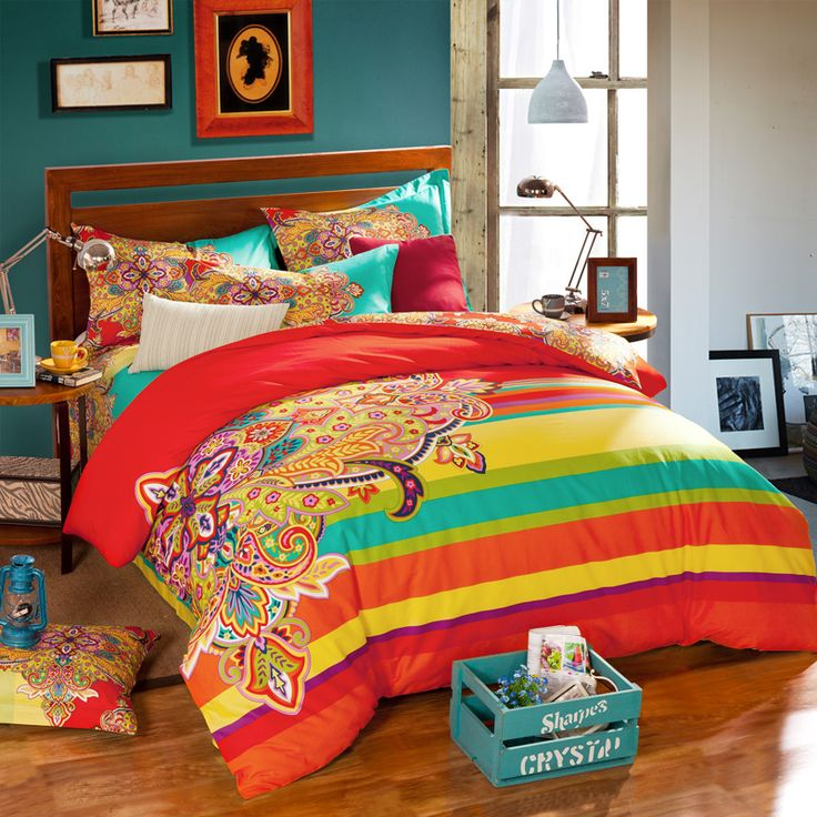 luxury bedding cotton beautiful classic brief duvet cover flower bedclothes bedding