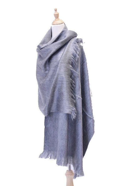 Beautiful soft Alpaca Pachmina. The perfect accessory for all seasons. 70% Alpaca 30% Acrylic