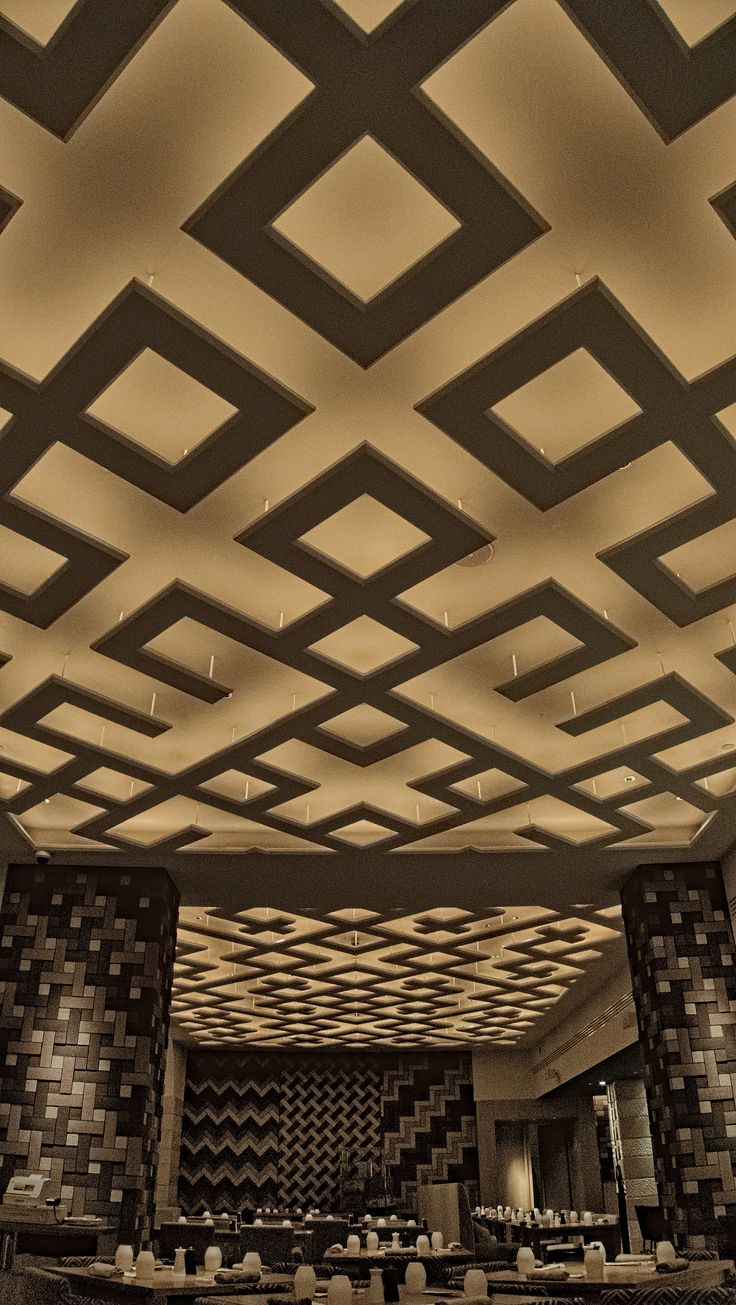 "Japanese Restaurant ""AZIA"" in Grand Hotel Europe at St.Petersburg. Interior Design by SUPERPOTATO"