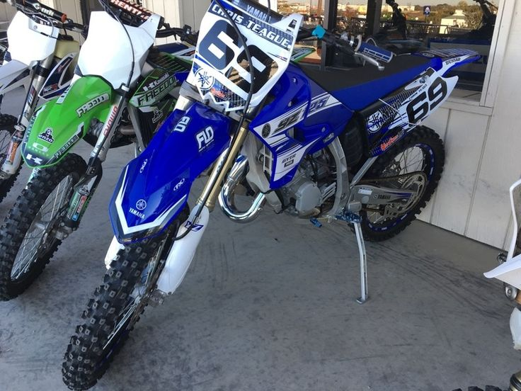 #DailyDeals 2016 #Yamaha YZ125 < $5.3K from Freedom Powersports  #DirtBikes #ForSale #DirtBike #MX #Motocross