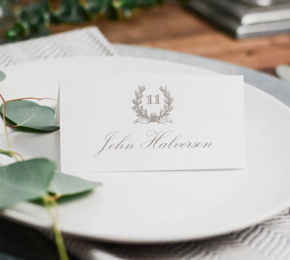 printable wedding place cards wedding place by