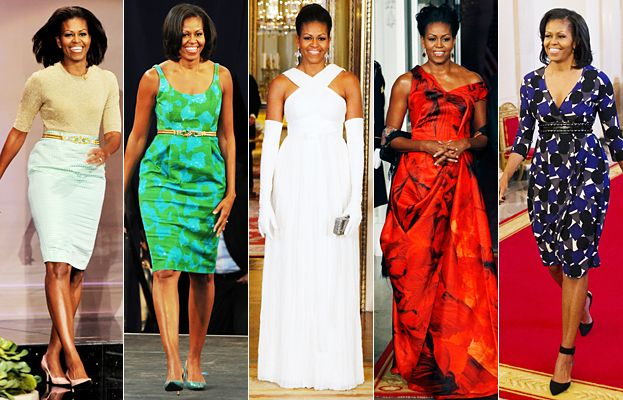 Happy Birthday, First Lady Michelle Obama! See Her Best Looks Ever....always Fab