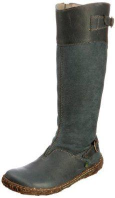 El Naturalista Women's N736 Knee High Boots: Amazon.co.uk: Shoes & Accessories