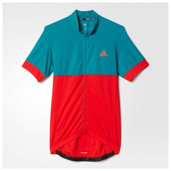 Adidas Response Team S/S Jersey - Maillot de cyclisme Homme | Achat en ligne | Alpiniste.fr