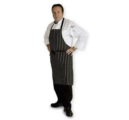 Apron With Bib at Chef Clothing   Ignition Marketing Corporate Clothing