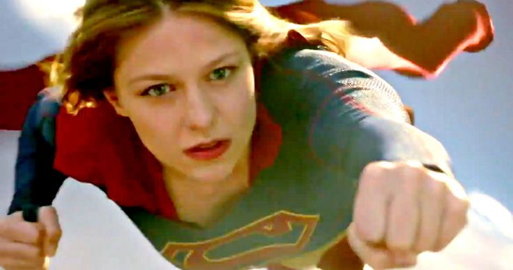 'Supergirl' TV Show Trailer: Over 6 Minutes of DC Action! -- Melissa Benoist stars as Kara Zor-El, the cousin of Superman himself, in the 6-minute extended trailer for CBS' 'Supergirl', debuting this fall. -- http://movieweb.com/supergirl-tv-show-trailer/