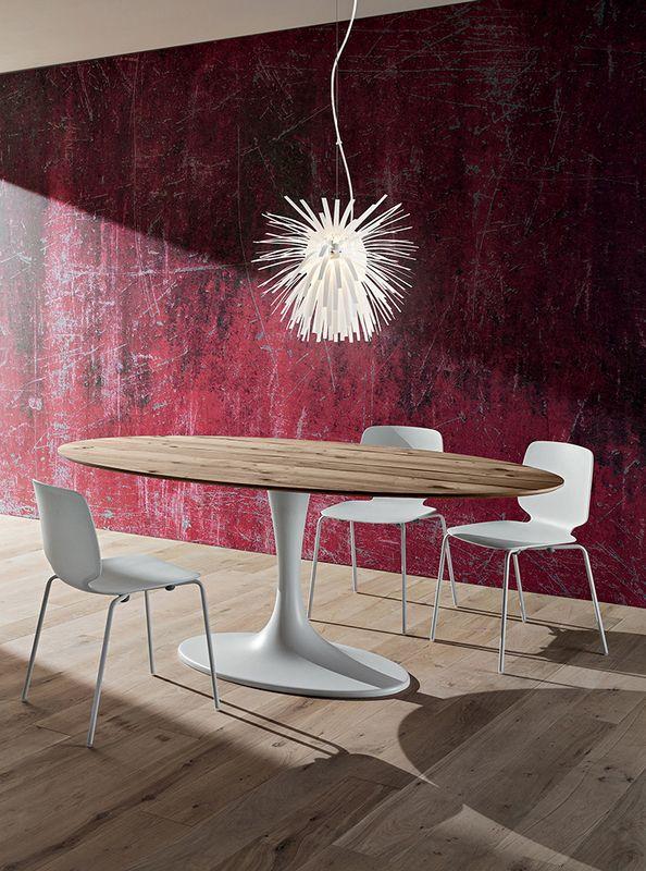 Modern olasz asztal Ruud - www.montegrappamoblili.hu