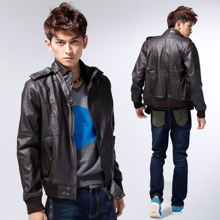 Zara мужские кожаные куртки