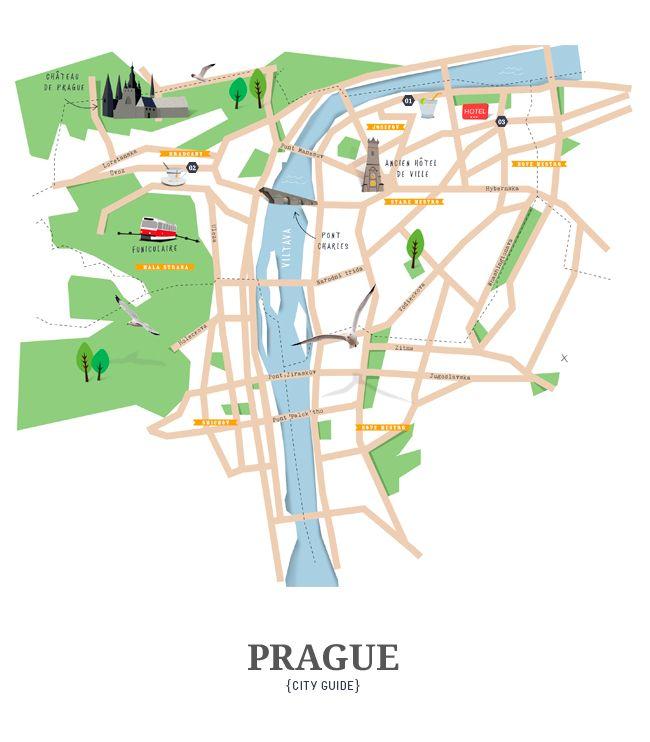 City Guide Prague 3 JOURS À PRAGUE {CITY GUIDE}