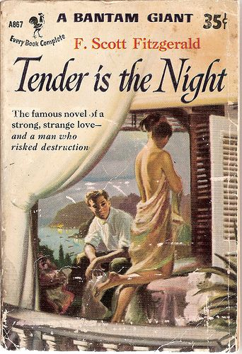 Tender is the Night - the book that finally caused Zelda to crack.