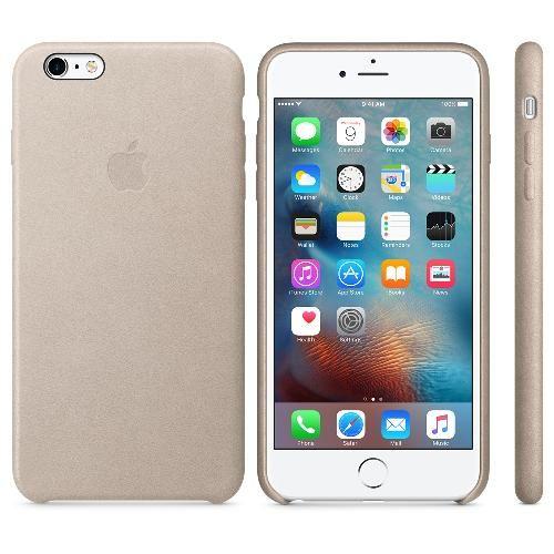 Custodia Case originale Apple per iPhone 6 plus - 6s Plus -Grigio Rosa