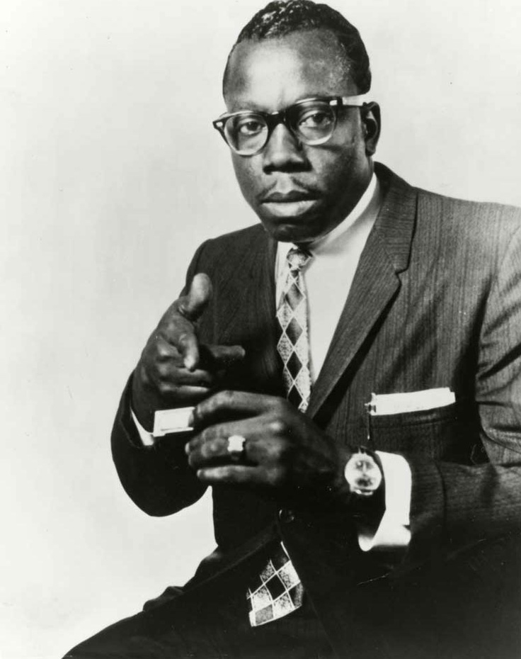 Slim Harpo - Blues Harmonica - Scratch My Back and King Bee were his two big hits.