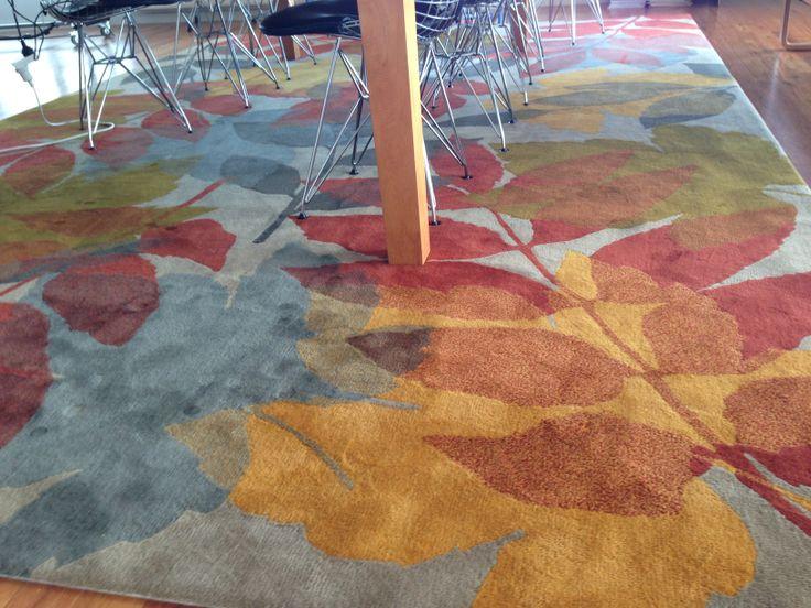 McCrae house custom made rug