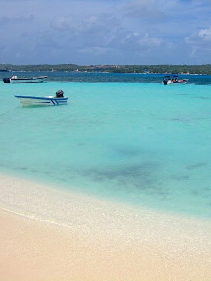 San Andres Islas - Su maravilloso mar de 7 colores, fantástico