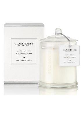 Glasshouse Santorini Blue Jasmine & Hedera Candle......Coming Soon!