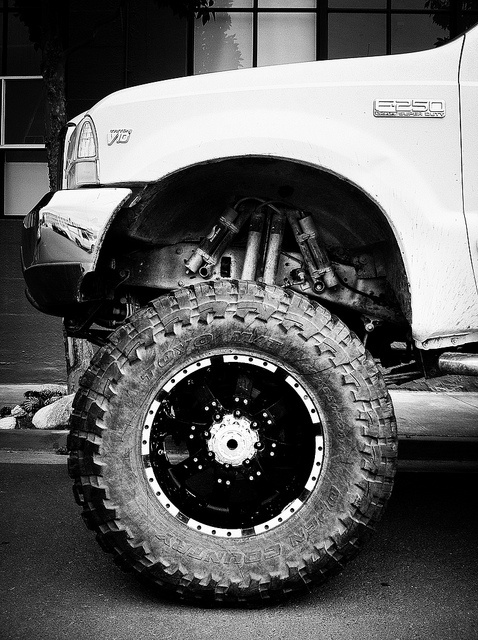 Super Duty by prolost..... Stand back we're going to go ahead an get some mud on them wheels.... ;-)