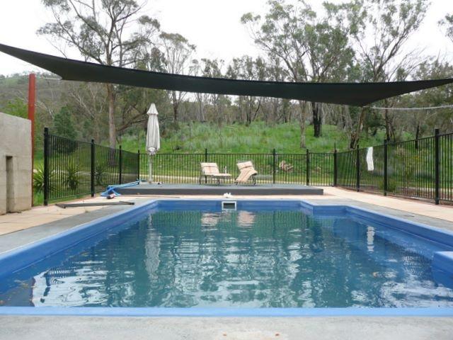 Glenrowan Tourist Park - Glenrowan: Swimming pool